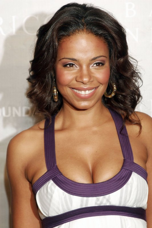 Sanaa Lathan is one of the biggest names on the black entertainment circuit.
