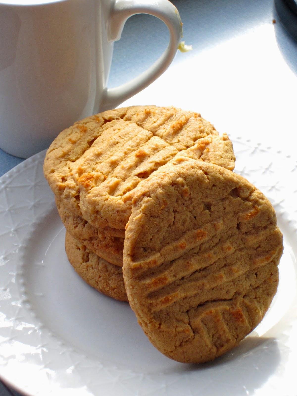 Martha Stewart's Peanut Butter Cookies