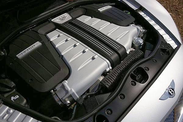 W12 motor