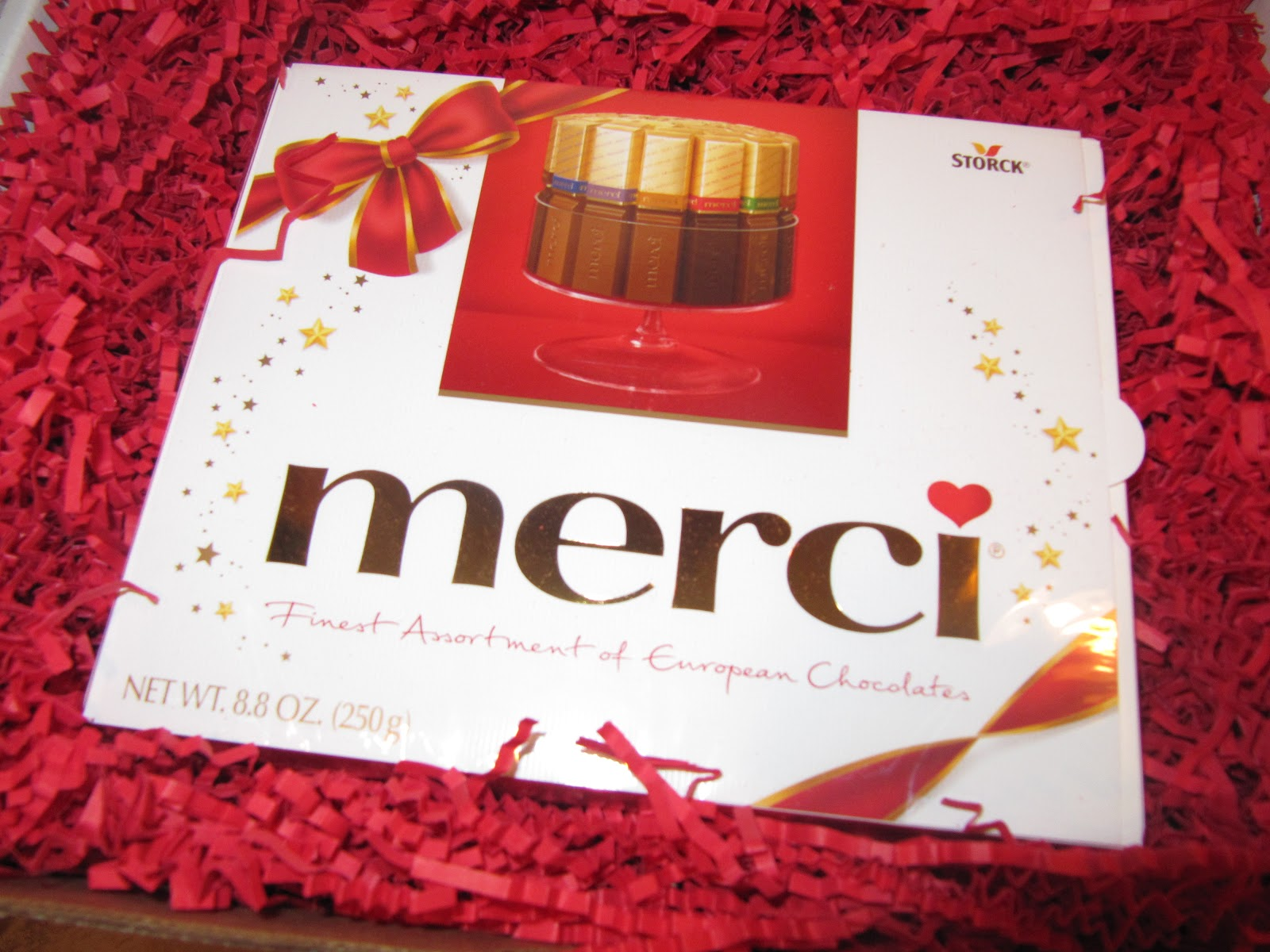 Chasing Tiny Feet: Merci Chocolate Review and Giveaway ...