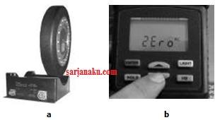 Penggunaan Sensor Tekanan