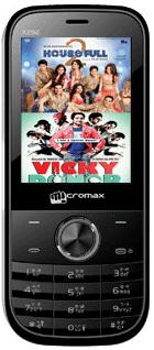 Micromax X292 Dual SIM mobile