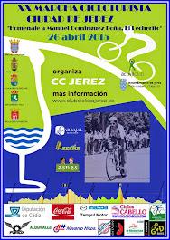 26/04 Maratón BTT Jerez