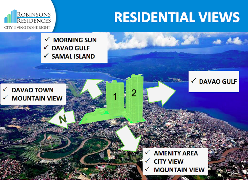 Delta Residences Davao - Residential Views