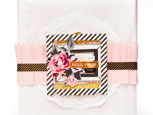 Maggie Holmes Design Team : Gift Packaging