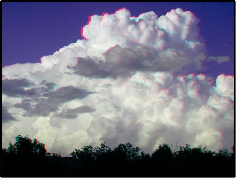 Oblaci nad planinom Jelicom