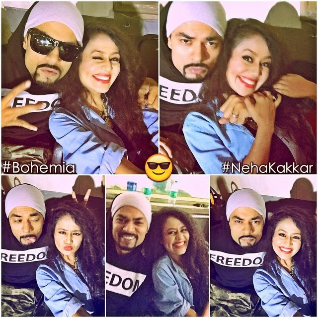 Akhiyan - BOHEMIA the Punjabi Rapper and Neha Kakkar  (Coming Soon)