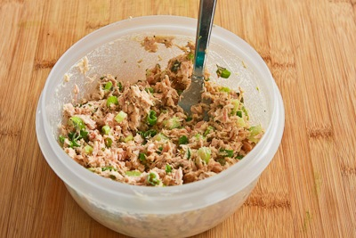 ... Kitchen®: Low-Carb Tuna Salad Lettuce Wraps with Capers and Tomatoes