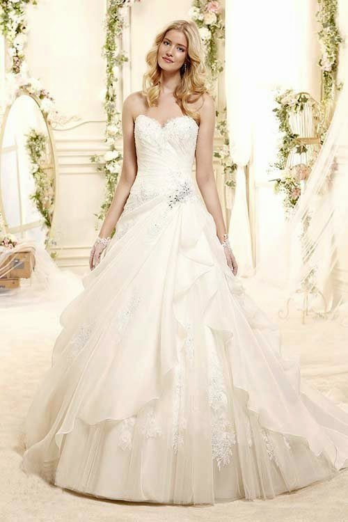 2015 Cheap summer wedding dresses by Nicole Spose