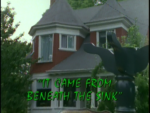 goosebumps reviews it came from beneath the sink
