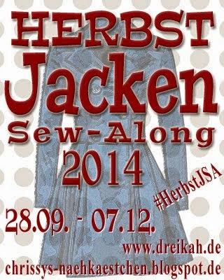 Herbst Jacken Sew-Along