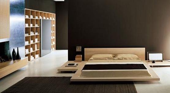 Wall beds ecuador 20 ideas para decorar una moderna for Habitaciones estilo minimalista