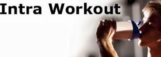 φόρμουλα intra workout