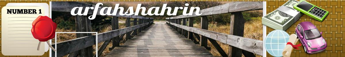 arfahshahrin