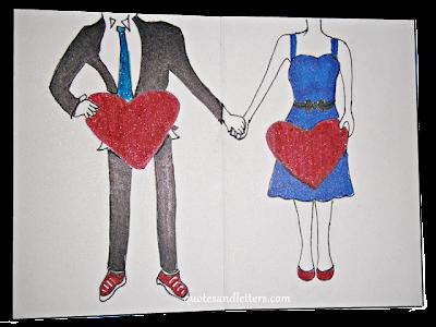 valentines letter