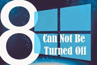 Cara Mengatasi Windows 8 dan 8.1 Tidak Bisa di Shutdown dan Sleep