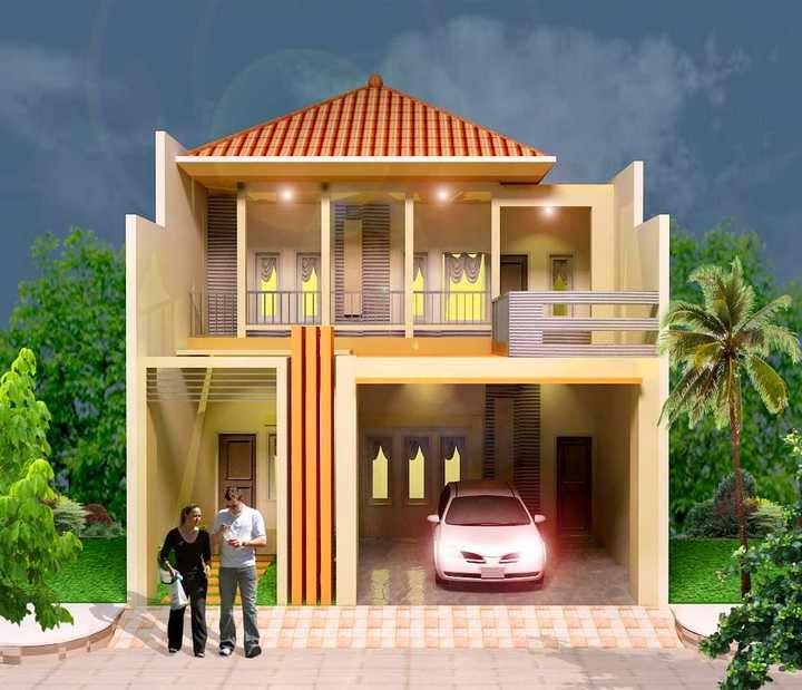 rumah minimalis elit