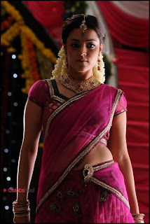 Nisha Agarwal Latest Pictures in Pink Indian Half Saree ~ Celebs Next