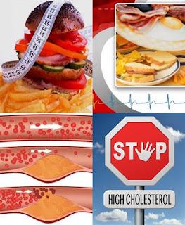 Cara menurunkan kolestrol dengan alami