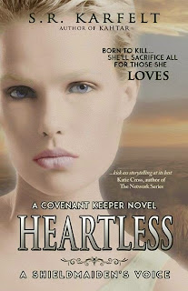 A Covenant Keeper Novel, Karfelt, Carole Blank, Heartless