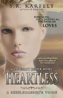 A Covenant Keeper Novel, Karfelt, Carole Blank, Heartless