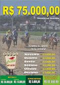 Hipódromo do Cristal - 2/10 - GARANTIA EM VENCEDOR - R$75.000,00