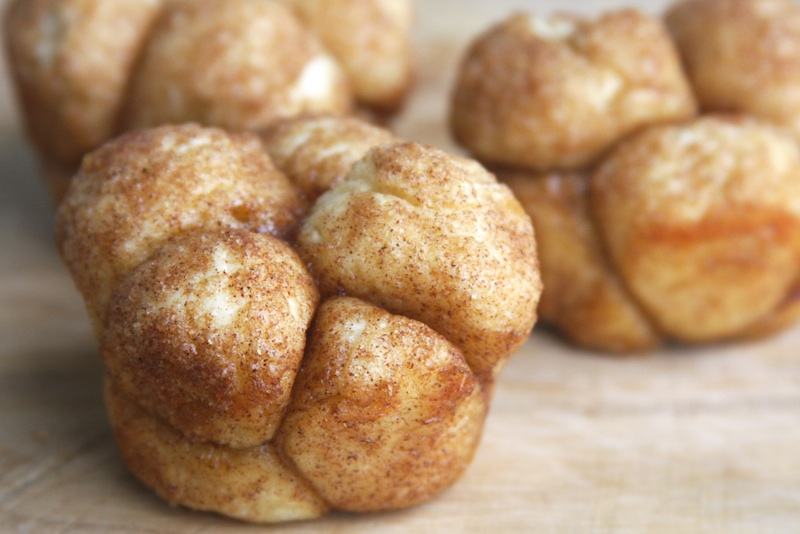 Cinnamon Monkey Bread Muffins | A Homemade Living