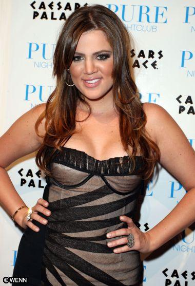 khloe kardashian fat