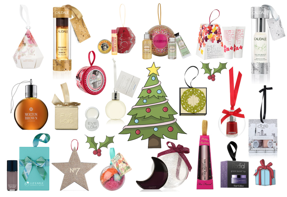 Christmas Beauty Baubles 2015