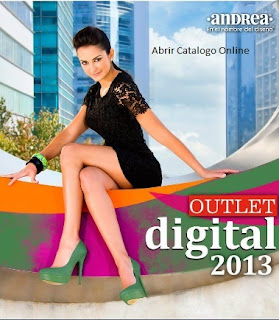 Catalogo andrea outlet 2013 dama