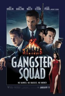 Gangster Squad (2013 &#8211; Sean Penn, Ryan Gosling and Emma Stone)