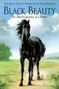 "Cover of ""Black Beauty"", a novel by Anna Sewell"