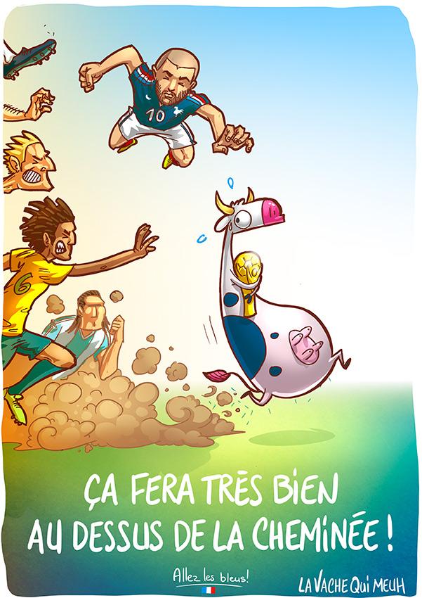 coupe du monde la france a ses chances