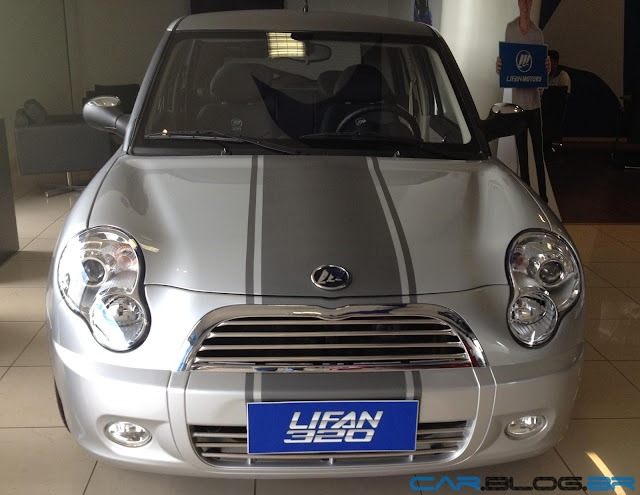 LIfan 320 2013 Mini Cooper chinês