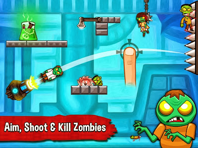 Mod Games - Zombie Ragdoll v1.9.5 Apk Mod Unlimited Gold and Gems