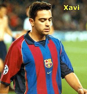 Xavi completará seiscientos partidos con el Barcelona
