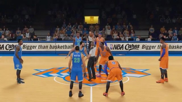 NBA 2K15 PC Games Gameplay