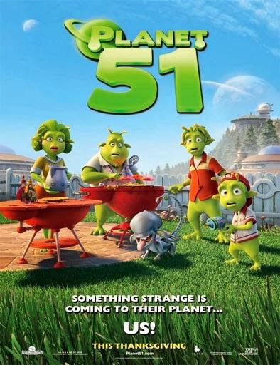 Ver Planet 51 (2009) Online