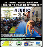 XIII TROFEO CAMPO ARAÑUELO II CIUDAD DE NAVALMORAL