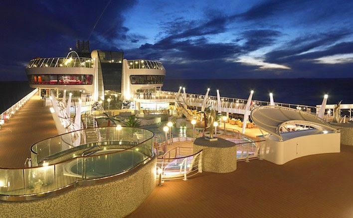Foto MSC Crociere Nave Meraviglia
