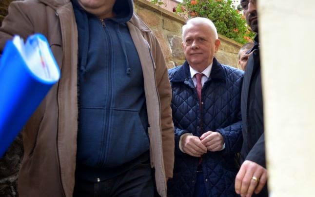 Viorel Hrebenciuc, bűnszövetkezet, illegális erdő-visszaszolgáltatás, Románia, korrupció, Romsilva,