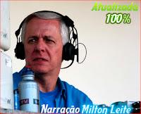 Narração Milton Leite - Brasfoot 2011