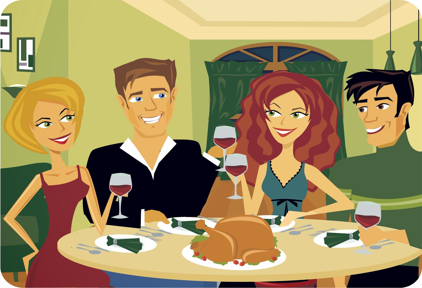 dinner-parties