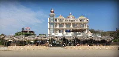 Hotel Montañita Ecuador - Dharma Beach Hotel