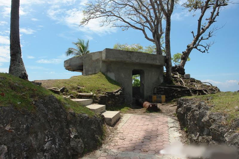 Benteng Peninggalan Belanda dan Jepang di Pulau Sabang