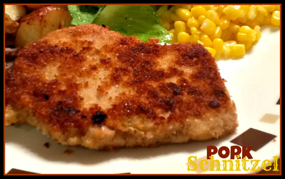 Pork Schnitzel Recipe — Dishmaps