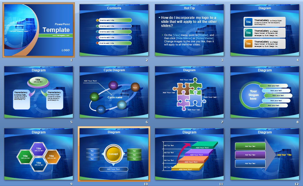 Fun Powerpoint Templates Free Download