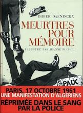 Meurtres pour Mémoire
