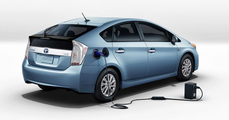 Electric Toyota Prius Plug In