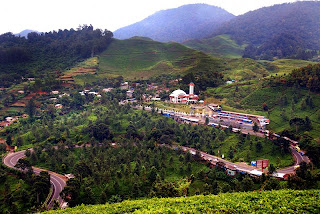 Objek Wisata Daerah Puncak Bogor